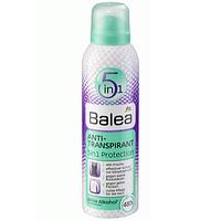 Balea Anti-Transpirant 5in1 – женский спрей-антиперспирант, 200 мл.