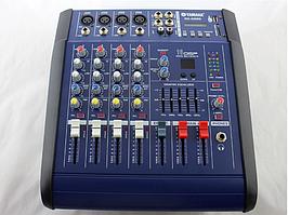 Аудио микшер Mixer BT 4200D 4ch