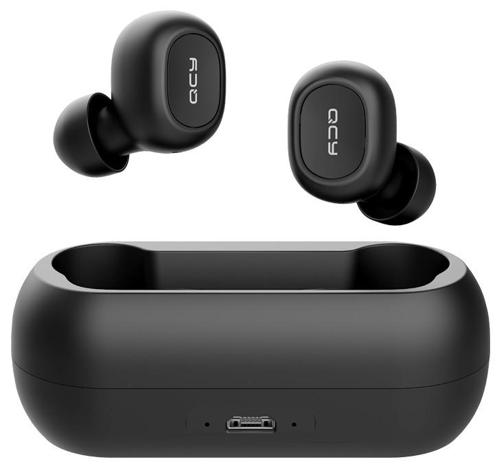 Bluetooth наушники QCY T1 Black