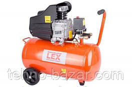 Компрессор LEX LXC50 50L 240 л/мин.
