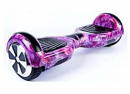 Гироборд Smart Balance 6.5 inch Фиолетовый космос