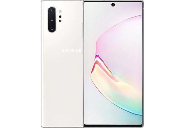 Смартфон Samsung N970U Galaxy Note 10 Single 8/256GB White Qualcomm Snapdragon 855 3500 мАч