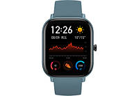 Умные часы Smart Watch Xiaomi Amazfit GTS Blue Global Version, фото 3