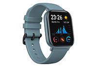 Умные часы Smart Watch Xiaomi Amazfit GTS Blue Global Version, фото 4
