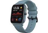 Умные часы Smart Watch Xiaomi Amazfit GTS Blue Global Version, фото 6