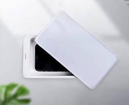 УФ стерилизатор Xiaomi FIVE UVC и беспроводная зарядка 10Вт-Qi