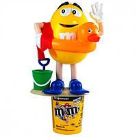Диспенсер M&M's Желтый пловец