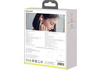 Bluetooth наушники Baseus W07 White, фото 6