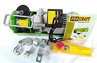 Подъемник электрический Procraft TP500 1020 Вт, фото 4