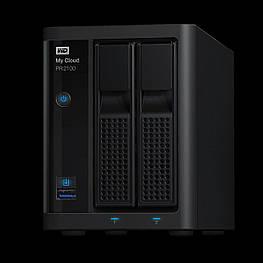 Сетевое хранилище WD My Cloud Pro Series 20Tb