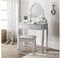Столик косметический со стулом Bonro B007W (Польша)