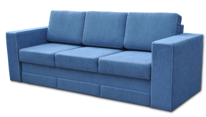Прямой диван Чикаго В3 Вика (не раскладной)