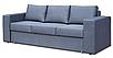 Прямой диван Чикаго В3 Вика (не раскладной), фото 2