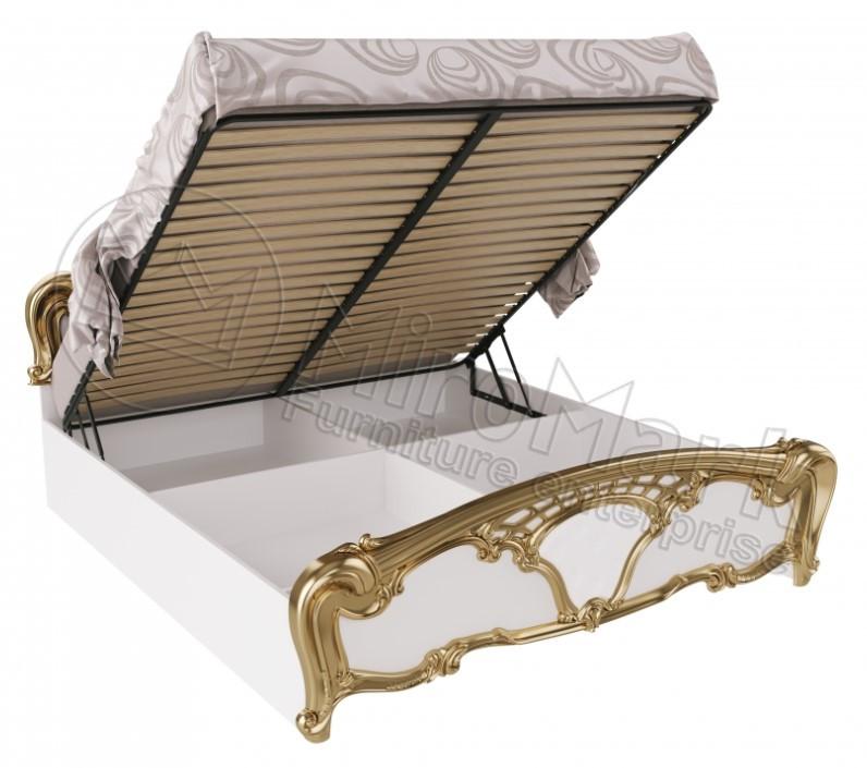 """Кровать 160*200  Ева с подьемным механизмом от """"Миро-Марк"""""""