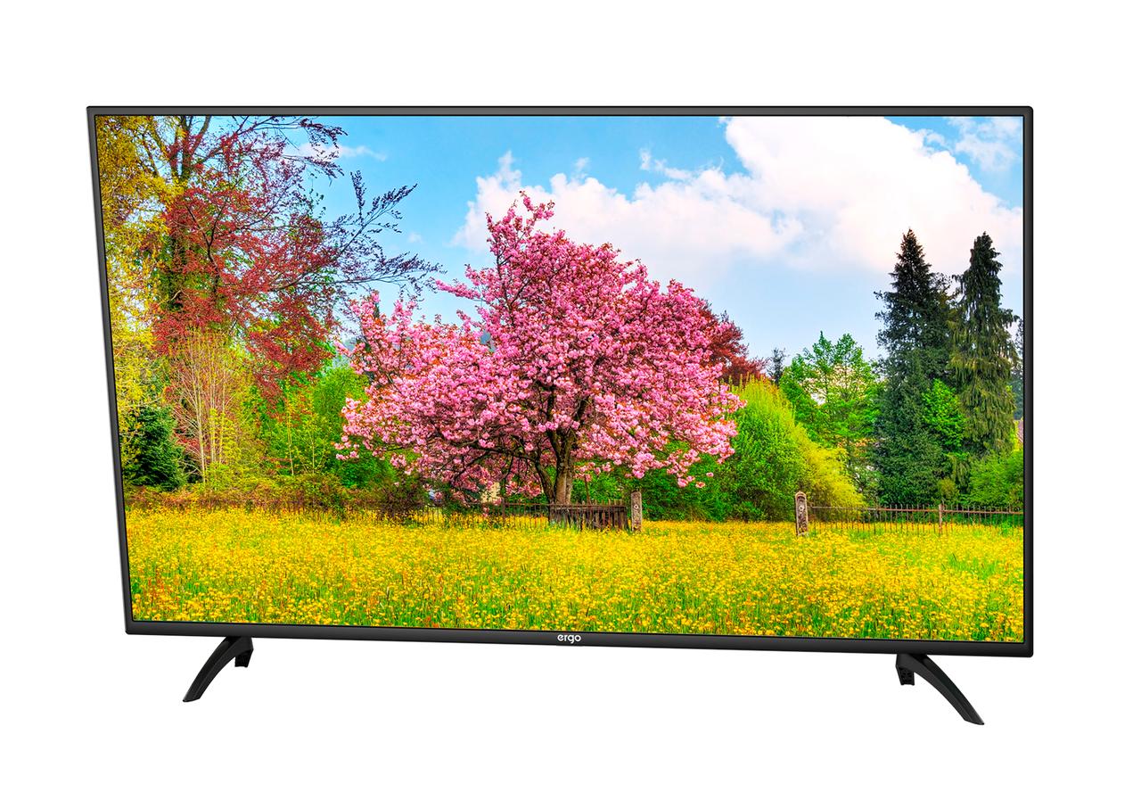 "LED телевізор Ergo 45"" SmartTV (Android 7.0) + FullHD + Гарантія 12 місяців!"