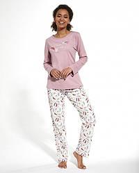 Пижама из хлопка в подарочной упаковке.  Cornette 655/249 Dream on
