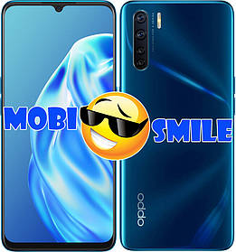 Смартфон OPPO A91 8/128Gb Blazing Blue UA-UCRF Гарантия 12 месяцев