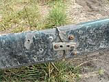 Б/У передний бампер фольцваген шаран1, фото 2