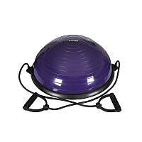 Балансировочная платформа Power System Balance Ball Set PS-4023 Purple Фиолетовый