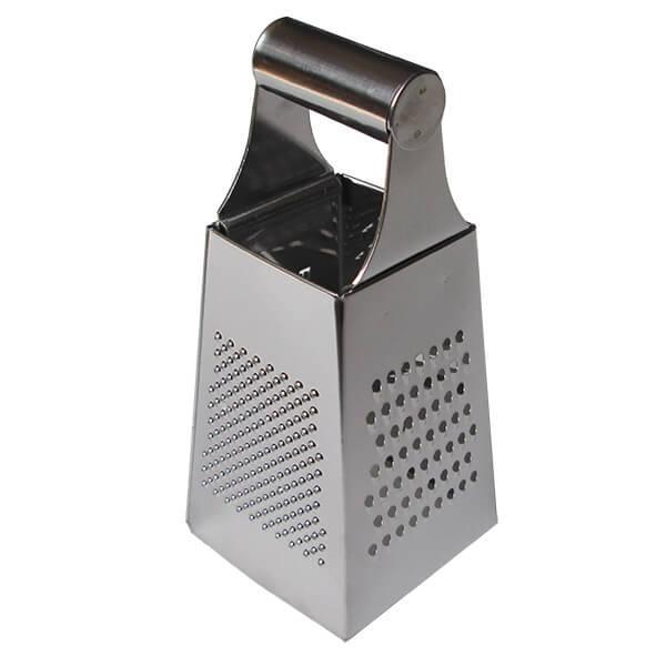 Терка кухонная 4-сторонняя нержавеющая сталь