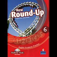 Учебник английского языка New Round-Up Grammar Practice Level 6 Student Book + CD-ROM
