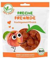Желейные конфеты органические Персик, 30 г, TM FRECHE FREUNDE