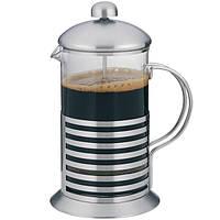 Заварник френч-пресс кофе/чай 0,8л, фото 1
