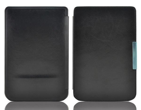 Обложка (чехол) для электронной книги PocketBook 614/615/624/625/626/Touch Lux 3 черная