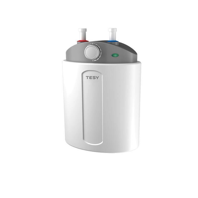 Электрический водонагреватель TESY Compact Line под мойкой .6 л. мокр. ТЭН 1,5 кВт (GCU 0615 M01 RC) теси тези