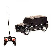 Машина на радиоуправлении Mercedes G55 из серии Автопром (черная)