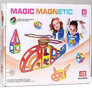 Конструктор Магнитный Magic Magnetic «Вертолет» 42 детали
