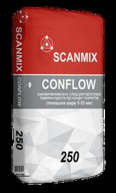 SCANMIX 250 CONFLOW стяжка (25)