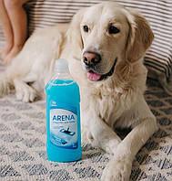 """Засіб для миття підлоги GRASS """"ARENA"""" з поліруючим ефектом водяна лілія 1л 125184"""