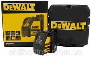 Лазерний рівень DeWalt DW088K, фото 3