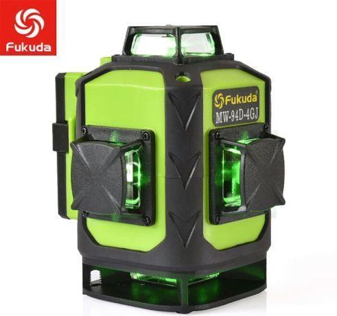 Лазерный уровень 4D Fukuda MW-94D-4GX Diod Osram