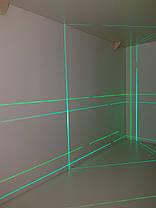 Лазерный уровень 4D Fukuda MW-94D-4GX Diod Osram, фото 2