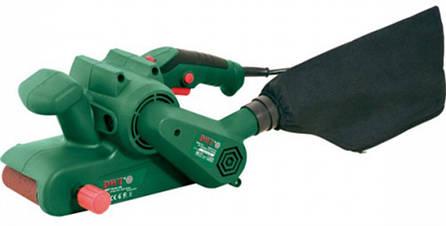 Ленточная шлифовальная машинка DWT BS09-75 V, фото 2