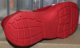 Кроссовки детские из натуральной кожи от производителя модель ДЖ3145, фото 5