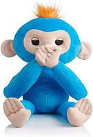 WowWee Fingerlings М'яка інтерактивна мавпочка-обнімашка Белла (WowWee Fingerlings HUGS - Bella)