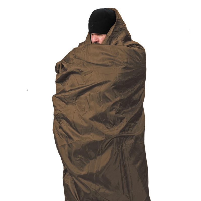 Оригинал Компактное антибактериальное одеяло Snugpak JUNGLE BLANKET 9224 Олива (Olive)