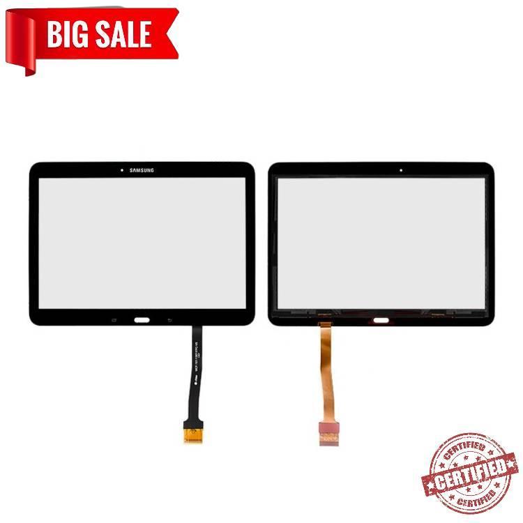 Тачскрін (сенсор) для планшетів Samsung T530/T531/T535 Galaxy Tab 4 10.1 3G, original чорний
