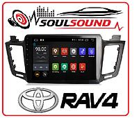 Штатная магнитола Toyota RAV4 2013+ android GPS навигация DVD тойота рав4