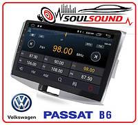 Магнитола Volkswagen passat B6 android GPS навигация фольксваген