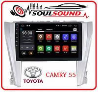 Штатная магнитола Toyota Camry 55 android DVD GPS навигация Тойота Кемри