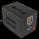 Стабилизатор напряжения LogicPower LPT-2500RD BLACK (1750W), фото 3
