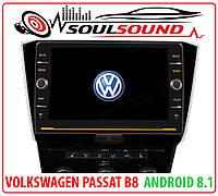 Штатная магнитола Volkswagen Passat B8 Magotan android 10 2/32gb DVD GPS навигация
