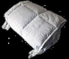 Бортик / захист в дитяче ліжечко / бортик защита в кроватку 120 * 33 см  білий кант