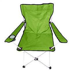 """Кресло складное """"Паук"""" M 50*50*85см MH-3298M, салатовый"""