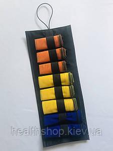 Многоразовые мешочки для продуктов, овощей и фруктов, эко мешочки, сеточки для продуктов 8 шт (+ органайзер)