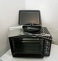 """Электрический печь (духовка с грилем) """"Мрія"""" на 42 литра с конвекцией,подсветкой,таймером., фото 1"""
